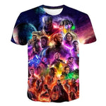T-Shirt Avengers Endgame-Marvel World Shop