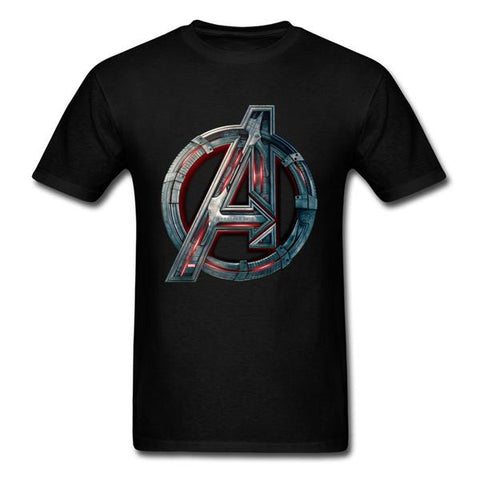 T-Shirt Avengers Infinity War-Marvel World Shop