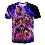 T-Shirt Avengers Iron Man-Marvel World Shop