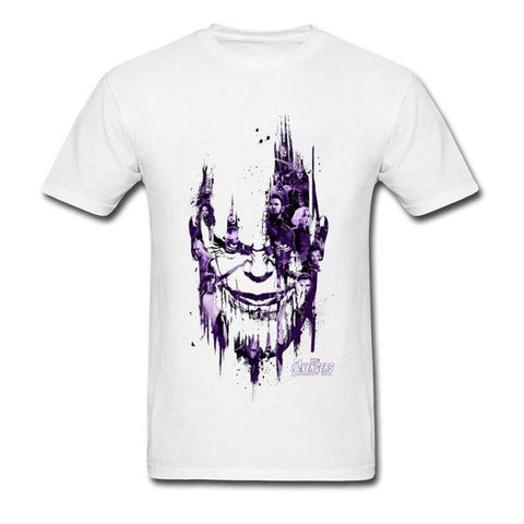 T-Shirt Avengers Thanos-Marvel World Shop