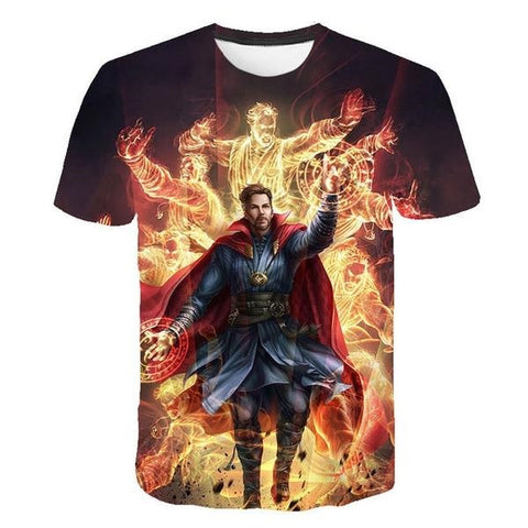 T-Shirt Doctor Strange-Marvel World Shop