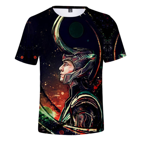 T-Shirt Loki-Marvel World Shop