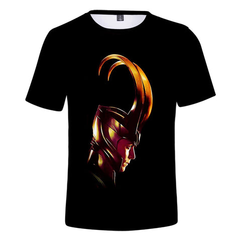 T-Shirt Loki Infinity War-Marvel World Shop