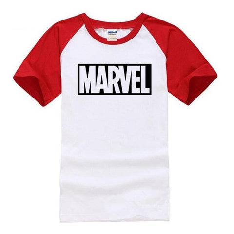 T-Shirt Marvel-Marvel World Shop