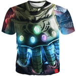 T-Shirt Pierre de l'Infini-Marvel World Shop