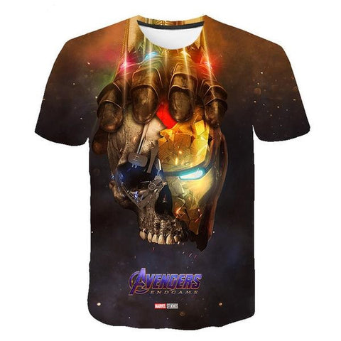 T-Shirt Tony Stark-Marvel World Shop