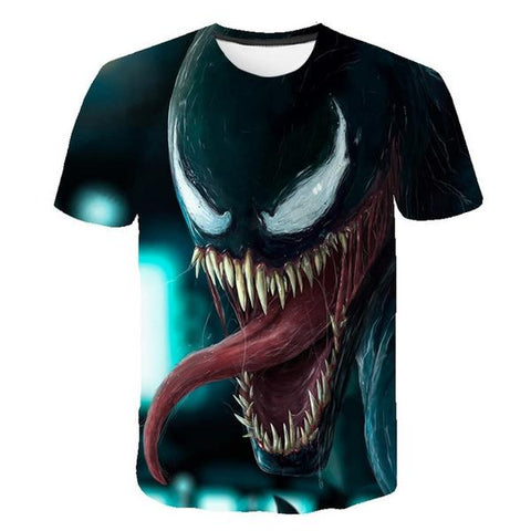 T-Shirt Venom-Marvel World Shop