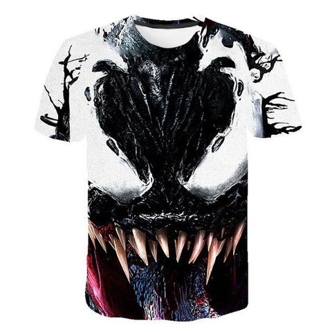 T-Shirt Venom Superhero-Marvel World Shop