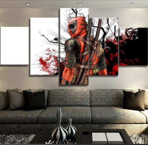 Tableau Marvel Deadpool