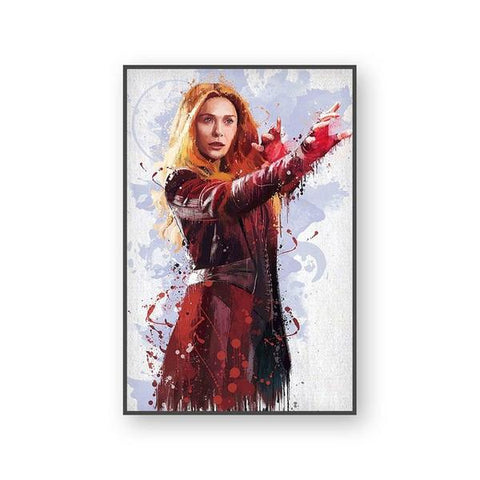 Poster Marvel Scarlet Witch