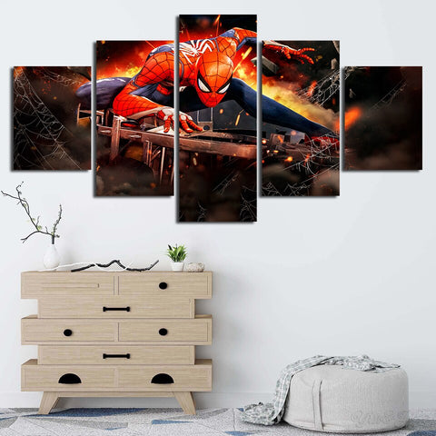 Tableau Marvel Spiderman