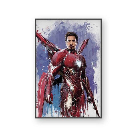 Poster Marvel Tony Stark