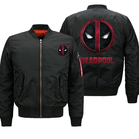 Veste Bomber Marvel<br/> Deadpool Logo