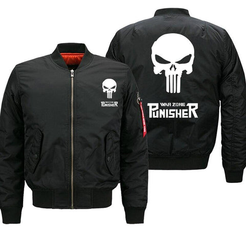 Veste Bomber Marvel<br/> The Punisher
