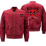 Veste Bomber Marvel<br/> Deadpool