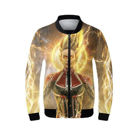 Veste Captain Marvel-Marvel World Shop