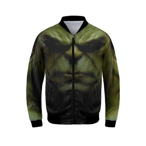 Veste Hulk-Marvel World Shop