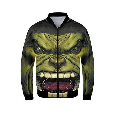Veste Hulk Ragnarok-Marvel World Shop