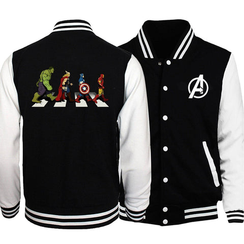 Veste Teddy Marvel<br/> The Avengers