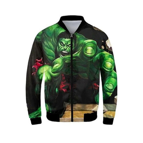 Veste Marvel Hulk-Marvel World Shop