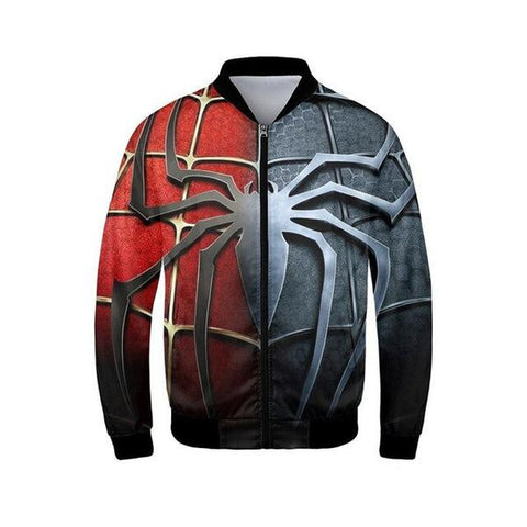 Veste Spiderman-Marvel World Shop