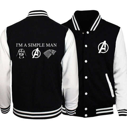 Veste Teddy Marvel<br/> Star Wars & Game of Thrones