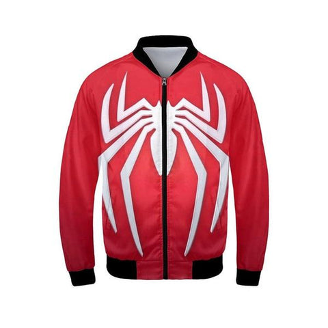 Veste Teddy Spiderman-Marvel World Shop