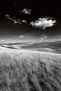 Clouds over the Devils Punchbowl, The Ridgeway