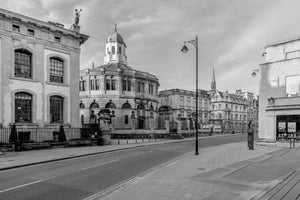 The Sheldonian Theatre on Broad Street