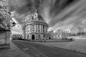The Radcliffe Camera and Brasenose College