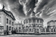 Load image into Gallery viewer, The Sheldonian Theatre, With Clouds