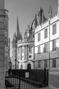 The Bodleian, Radcliffe Camera and St. Marys Church