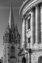 Load image into Gallery viewer, St. Marys Church and the Radcliffe Camera