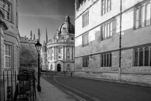The Radcliffe Camera and Bodleian Library