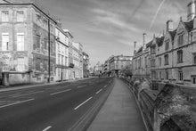 Load image into Gallery viewer, The High Street, Oxford, looking Towards Queens