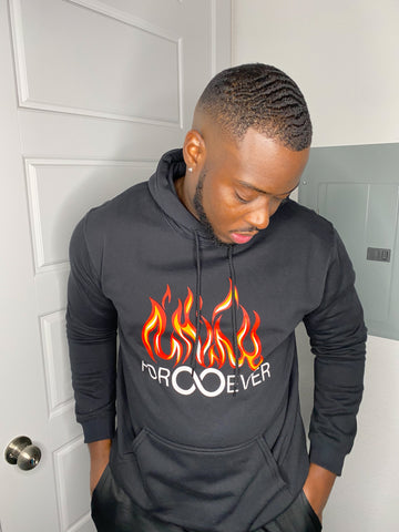 Forever Fire Hoodie