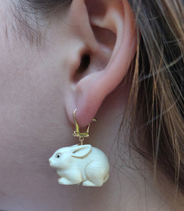 Bunny Earrings!