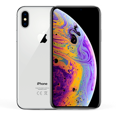 iPhone XS MAX 64GB Silver - imobiles