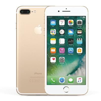iPhone 7 PluS 128GB Dourado