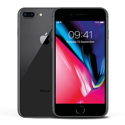 iPhone 8 Plus 64GB Space-gray - imobiles