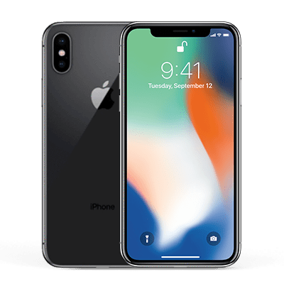iPhone X 256GB Space-gray