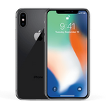 iPhone X 64GB Space-gray