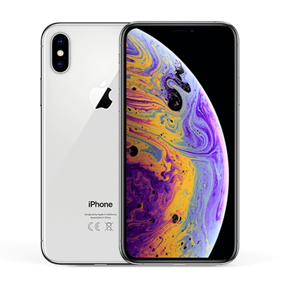 iPhone XS 256GB Silver - imobiles