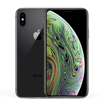 iPhone XS 64GB Space-gray