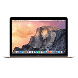 "Macbook 12"" RETINA Core M3 512GB Gold 2016"