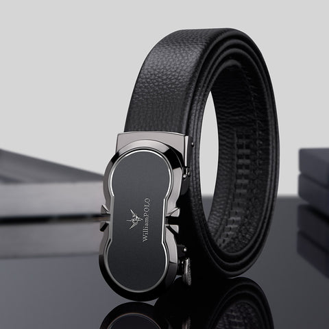Exclusive William Leather Belt