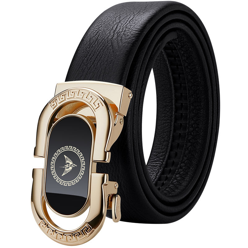 Luxury Design Genuine Leather Belt