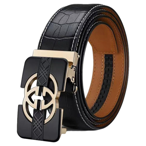 Exclusive design Genuine Leather Men Belt