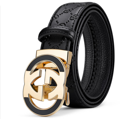 Luxury Design Automatic Buckle Belt