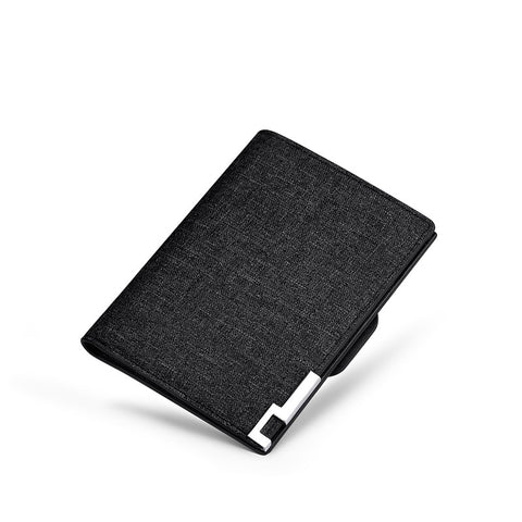 Mini Ultra-thin Compact wallet Handmade wallet Canvas Card Holder